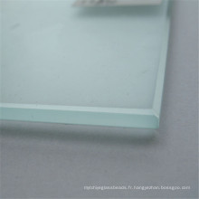 Table en verre supérieure, verres d'Oder en ligne du verre gravé à l'acide
