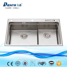 laundry sink over the sink colander 316 stainless steel sink