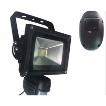 led floodlight cam with outdoor cctv IP wifi camera pir sensor detection