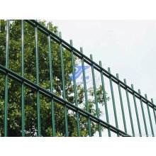 Doppelter Draht-Zaun mit niedrigem Preis
