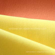 100% Polyester Spandex en forme de diamant / tissu Habijabi
