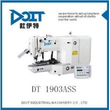 Máquina de costura automática de casa de botão automática DT-1903ASS