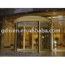 Puerta giratoria de 2 aletas de lujo CN_R202