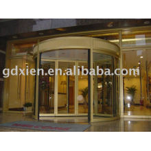 Luxury 2 wings automatic revolving door