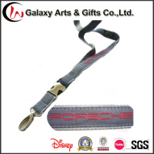 High Quality Woven Keycord