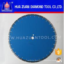 Высокая четкость 450мм Алмазный лазерной сварки пилы