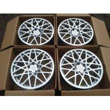 Machine d'argent visage Rotiform Alloy Wheel
