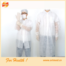 Disposable sterile hospital gowns