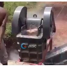 High Efficiency Stone Crushing Pe 400*600 Jaw Crushers For Stone