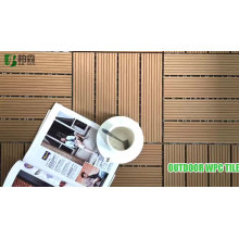 waterproof DIY tiles Quick and easy decking WPC solar decking tile