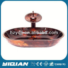 Fancy Bathroom Tempered Glass Sink Tempered Glass Lavabo