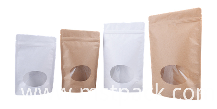 Kraft Paper Stocks Bag