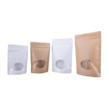Kraftpapier-Vorrat-Tasche kundengebundenes Design