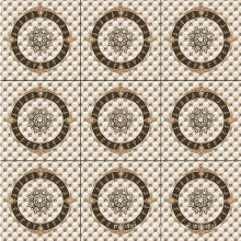 Rustic Matt Stone Surface Ceramic Wear-Resistant of Floor Tile Online