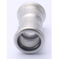 Stainless Steel Press Plumbing Pipe and Fitting System