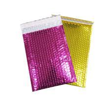 Holographic Envelope Aluminized Foil Bubble Mailers Bags