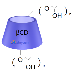 Hydroxypropyl beta cyclodextrin cosmetic grade