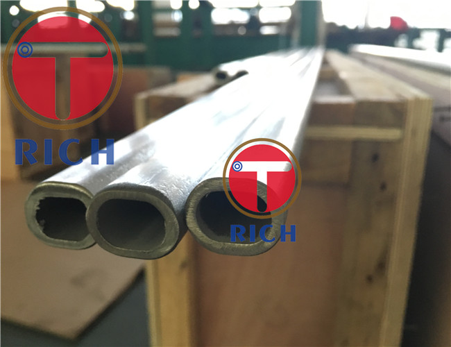 Elliptical Steel Tube