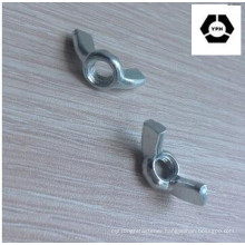 DIN314 Stainless Steel Wing Nut/Butterfly Wing Nut