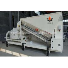 NEW MC1200 Small Portable/Mobile Concrete Batching/Mixing Plant,10m3/h, like Fibo