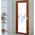 Экономические дешевле туалетной алюминиевого сплава распашные двери (СК-AAD052)