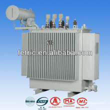 Power transformer 750kva 6300V/430V