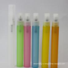 10 мл красочные ручка бутылки с тонкой туман спрей
