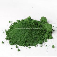 Pigmento cerámico verde óxido de cromo Cr2o3