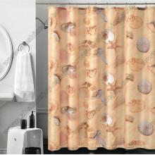 Rideau de douche imprimé pour animaux