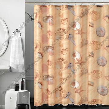 Animal Printed Shower Curtain