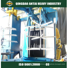 Hook Type Shot Blasting Machine for Batch Production
