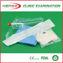 Henso conjunto médico de examen ginecológico desechable