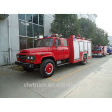 High safety 4 ton water tanker fire truck