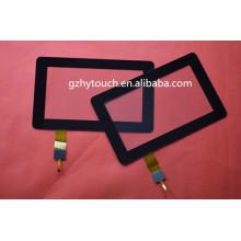 Film de verre de qualité supérieure 2 pouces à 65 pouces écran tactile capacitif OEM acceptable