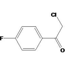 2-Chlor-4'-fluoracetophenon CAS-Nr .: 456-04-2