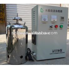 O3 esterilizador de tanque de água