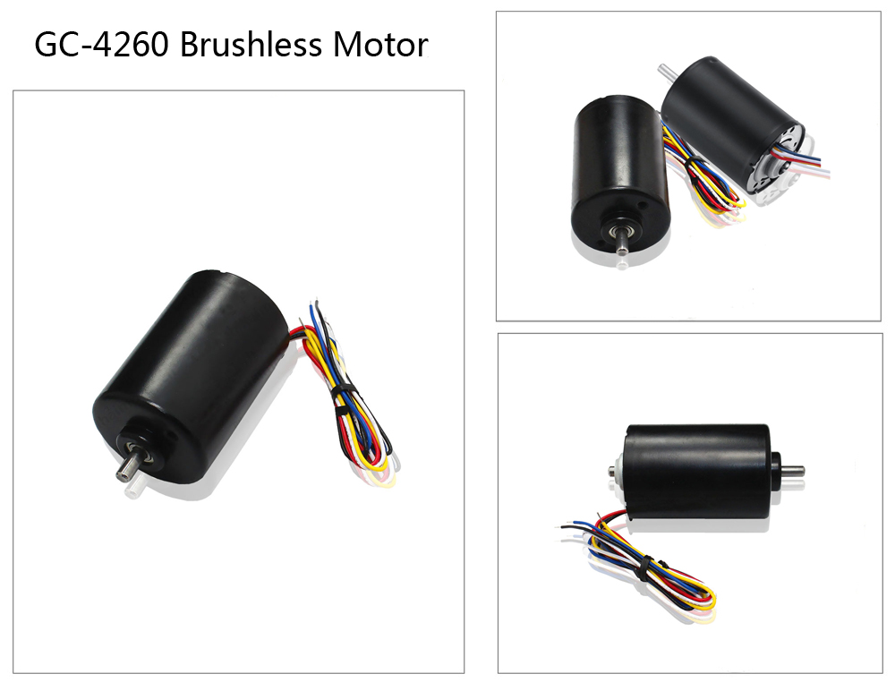 pm brushless dc motor