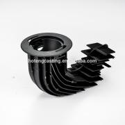 CHINA manufacturer Customized powder coating aluminium parts