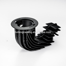 CHINA manufacturer Customized powder coating aluminium parts