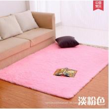 Preiswerter Plüsch-Teppich, Fußboden-Matte