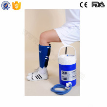 Medical Apparatus and Instruments Cryo Cooler for Calf Pain Alleviation