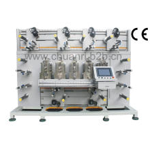 Conductive Foam and Film Rotary Die Cutting Machine