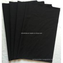 Black Nylon Spandex Fabric for Sportswear (HD1401034)