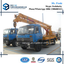 Dongfeng 20 Meter Hydraulic Articulated Booms Aerial Working Truck