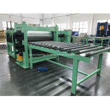 Machine de gaufrage de gravure de tôle 1-5mm