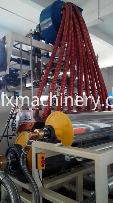 Extrusion Stretch Film Machinery Line