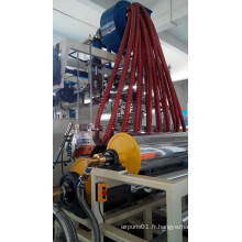 Machine à emballer de film extensible de fonte de PE