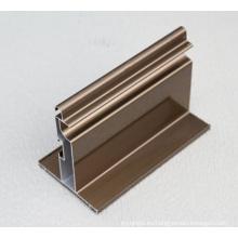 Material de construcción Aluminio Perfil de ventana Extrusión de aluminio