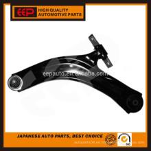 Brazo de control para Qashqai 54501-JE20A 54500-JE20A Brazo de control de piezas de automóviles