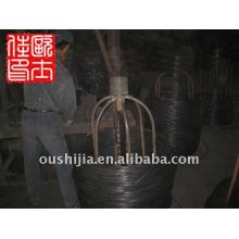 Q125 alambre q235 alambre de acero al carbono